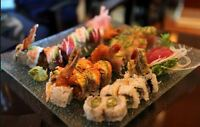Experienced Sushi Chef