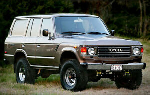 CASH FOR YOUR LAND CRUISER FJ or BJ60 SERIES