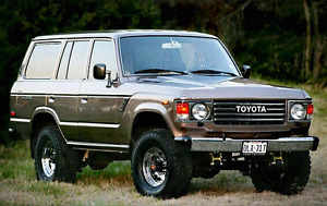Looking for old Toyota 4x4 Recherche vieux Toyota 4x4
