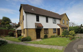 1 bedroom house in Yalding Close, Rochester