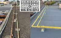 Flat Roof Leaking? Let us help you protect your investment!