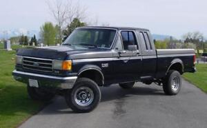 WANTED 87-96 FORD F150 4x4