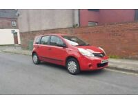 2009 Nissan Note 1.5, DCI Visia