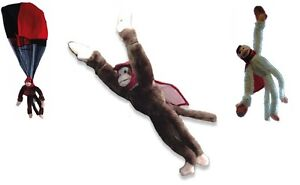 New-3pc-Set-SLINGSHOT-SUPERFLY-PARACHUTE-GLOW-IN-THE-DARK-AND-CLASSIC-MONKEY-G95