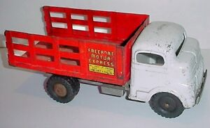 Antique 1950s Structo Pressed steel toy Truck London Ontario image 2