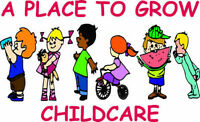 Immediate Openings at Licensed Childcare