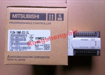 Mitsubishi Fx2n-16mr-esul Fx2n16mresul Plc New In Box Free Ship
