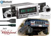 Ford F100 Radio
