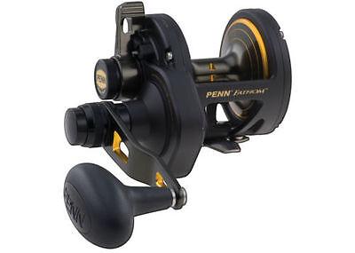 Penn FTH15LD2 Lever Drag 2-Speed Reel