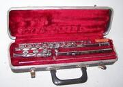 Vintage Bundy Flute