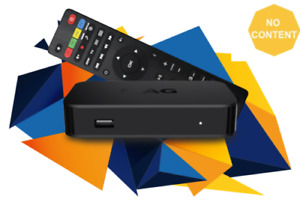 Iptv subscription and boxes