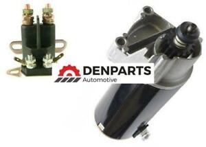 STARTER SOLENOID KIT FOR BRIGGS & STRATTON 14 16 18 HP 497596 AIR COOLED