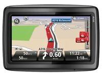 Tomtom xxl full Uk and European maps with accessories