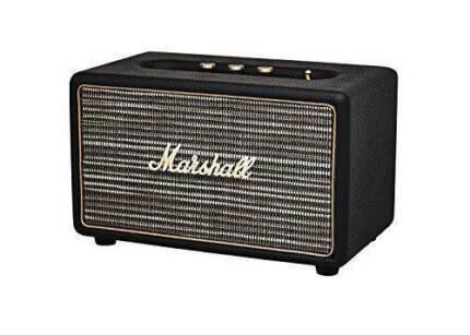 Marshall - Acton Bluetooth Speaker, AUX in - Black