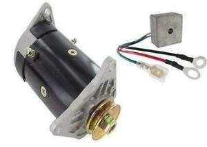 Generator & Regulator For EZ-GO PC-956GX 954GX 952GX 1994-2008 Golf Carts