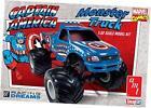 1:50 Diecast Monster Trucks