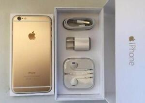 Iphone 6 Plus 128GB - Gold - Brand New - Full 12months Apple Warranty - Buy From a Store w/Receipt - 679.99 $