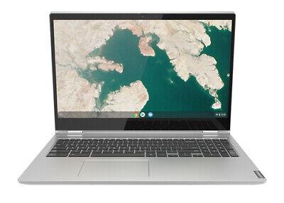 """Lenovo C340-15 Chromebook 15.6"""" Touchscreen Pentium 4GB 32GB Laptop"""