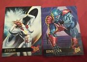 Marvel Card Lot