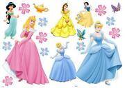 Disney Princess Iron on Transfers