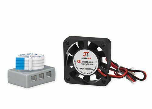 HYDRA-SM External Fan Kit with Fan, Ribbon Cable and Splitter
