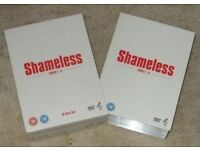 *VGC* Shameless - Complete Series 1-5 (DVD, 16 Disc Box Set)