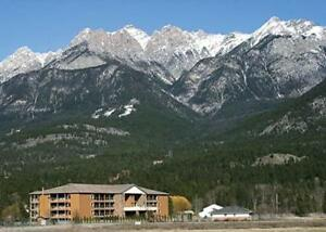 1BR condo rental- Sunchaser Vacation Villa, Fairmont Hot Springs