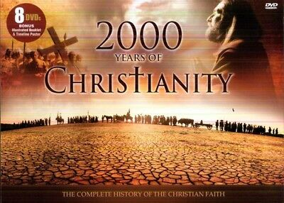 2000 Years of Christianity [New DVD] Full Frame, Dolby (New Years Frames)