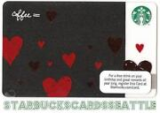 Starbucks Card Valentine