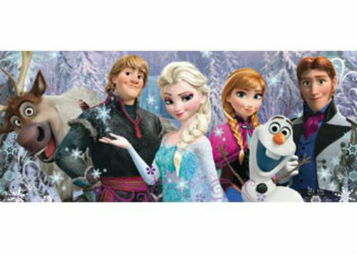 Ravensburger Disney Frozen Friends 200 XXL Piece JIgsaw Puzzle RB12801-3
