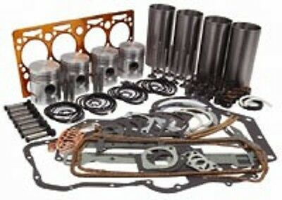 Engine Overhaul Rebuild Kit For Case Cummins 4b3.9 1840 450c 480e 550 580e 580k