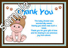 Unbranded Thank You Cards Party & Special Occasion Supplies
