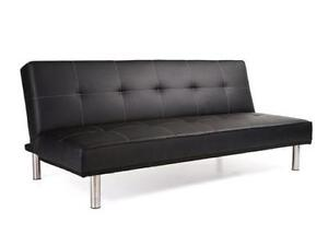black leather couch. Red Leather Sofa Beds Black Couch
