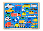Wooden Cars & Vehicles Jigsaw Puzzles