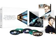 Stargate Atlantis Season 1-5