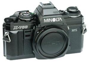 Appareil photo vintage Minolta x-700 (i023391)
