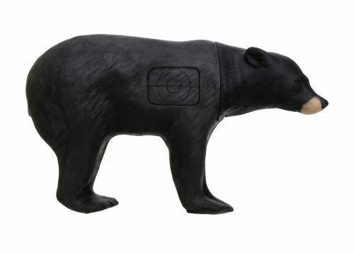 Delta McKenzie Aim Rite Black Bear Backyard 3D Target