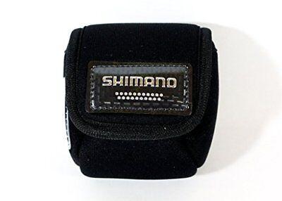 Shimano reel case spool guard single PC-018L black S 866592 Japan