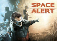 Space Alert Board Game - New, Shrink-wrapped