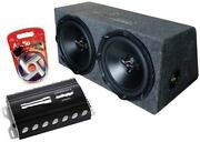 Subwoofers Amp Combo