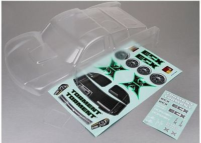 ECX ECX330003 Clear Body For 1/10 2wd Torment SCT