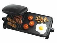 george foreman double grill