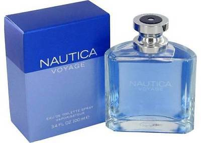 NAUTICA VOYAGE * Cologne for Men * 3.3 / 3.4 oz * 100 ml BRAND NEW IN BOX SEALED on Rummage