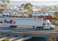 FedEx Freight contracteur need a driver CLASS 1-3