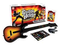 Guitar Hero World Tour Solo Guitar Pack