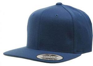 Blue Snapback  Hats  9ba55394987