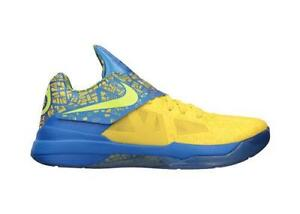 KD 4 IV Titles 9.5 DS Authentic Nike Durant Warriors *NEW* w box