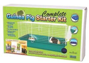 Home Sweet Sunseed Guinea Pig Starter Kit !!BRAND NEW !!!