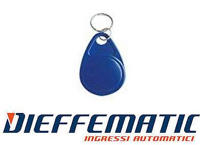 Miglior prezzo SENSORE DI PROSSIMITA CHIAVE TRASPONDER RFID TAG PORTACHIAVI ISO CARD 125 KHZ
