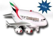 Emirates Model Plane